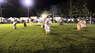 Schemitzun 2014 Grass Dance Friday Special Song 2