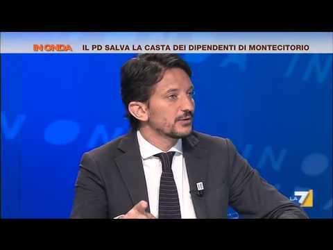 In Onda - Pierluigi Bersani le canta a Matteo Renzi (Puntata 06/08/2015)