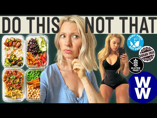 The Weight Loss Video I Never Thought I'd Make (Sustainable Nutrition Tips)