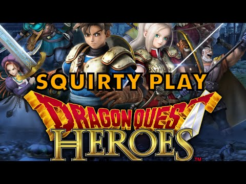 DRAGON QUEST HEROES - YouTube's Woe And The Copyright Below