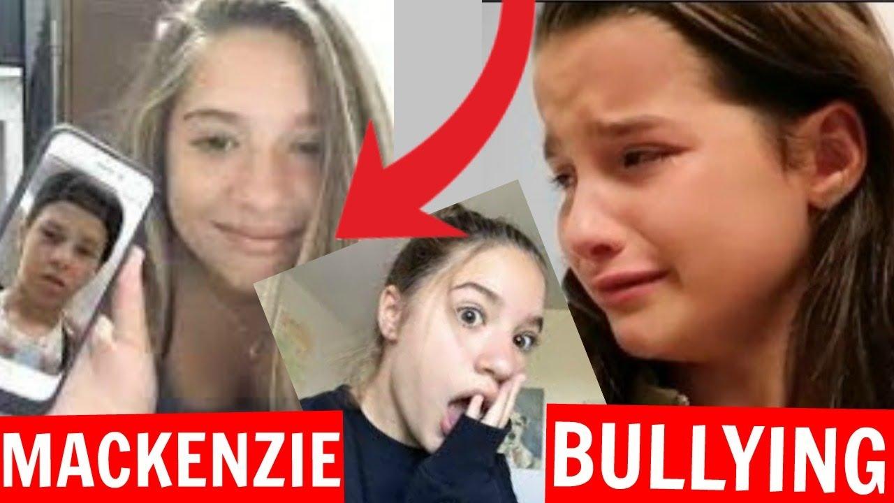 mackenzie ziegler bullying annie leblanc mackenzie mad