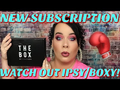 🥊watch-out-ipsy/-boxycharm!-//-the-box-by-fashionsta-unboxing-july-2019