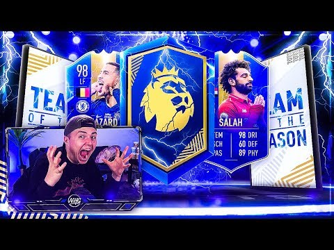 FIFA 19:  Premier League XXL PACK ESKALATION AMENAKOI (und Schwitzleague..)