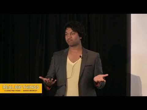 A Long Way Home - presented by Saroo Brierley at Real Big Things #3