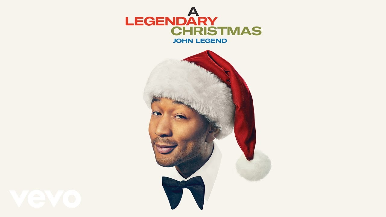 John Legend Merry Christmas Baby Give Love On Christmas Day
