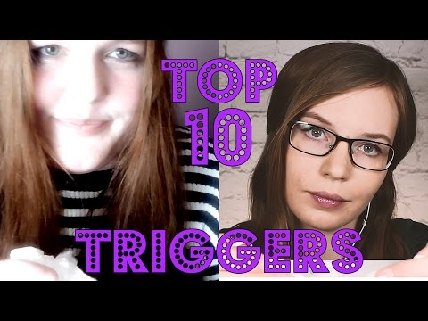 Top 10 Triggers: Collab with PassionFlower ASMR | Binaural ASMR
