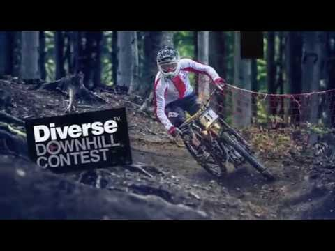 DIVERSE Downhill Contest - European Championships 2016 Wisla Poland
