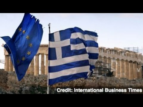 Economist Predicts Greece Exit Eurozone by January 1