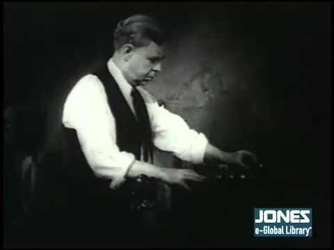 Frank Conrad Invents Broadcasting