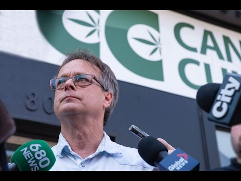 Prince of Pot reopens marijuana shop Toronto Sun