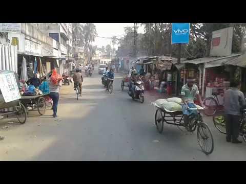 Tour of Krishnagar WB India
