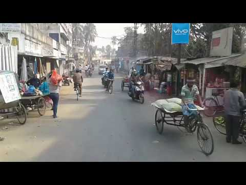 Tour of Krishnagar WB India