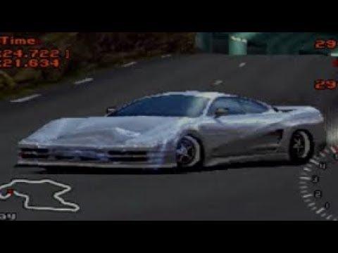 Gran Turismo 2 - Lister Storm V12 REVIEW