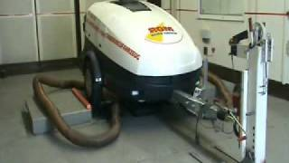 Endurance test - ROM Sewer Jetting Trailers www.rombv.com