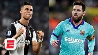 Does Cristiano Ronaldo deserve more Ballon d'Or awards than Lionel Messi? | ESPN FC