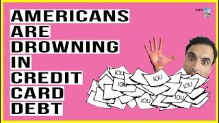 Americans $1 Trillion in Credit Card Debt! Credit Cycle Repeating 2007 ALL OVER AGAIN!