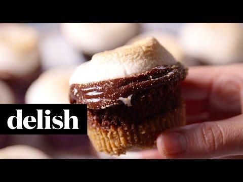 SMores Cupcakes  Delish