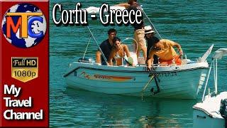 Corfu Paleokastritsa, Greece ✔