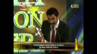 Kenan Imirzalioglu at 4. Antalya TV Awards (27/4/2013)