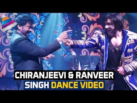 Chiranjeevi and Ranveer Singh Dance Video | T Subbarami Reddy Grand Son Keshav Sangeet