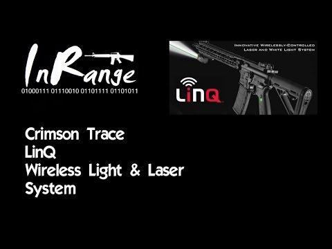 SHOT 2017 - Crimson Trace LinQ Wireless Light & Laser System