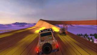 TrackMania United Forever - Snow - Black - Extreme - Official Track