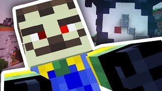 Hello Neighbour In Minecraft!!!