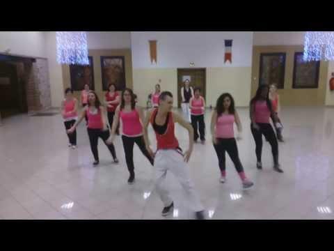 Wisin  Adrenalina ft Jennifer Lopez, Ricky Martin Chorégraphie Zumba 2014