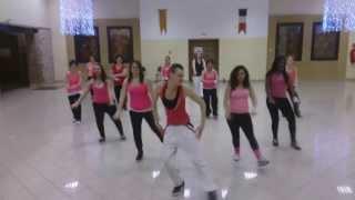 Wisin - Adrenalina ft. Jennifer Lopez, Ricky Martin. Chorégraphie Zumba 2014