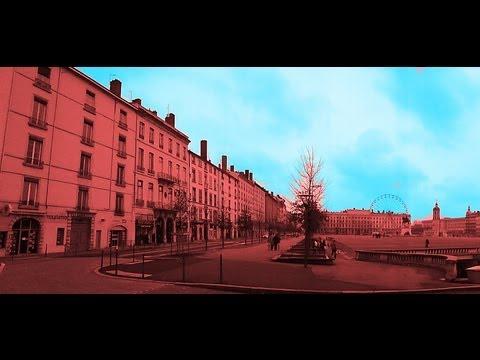 LYON - Place Bellecour - Février 2013