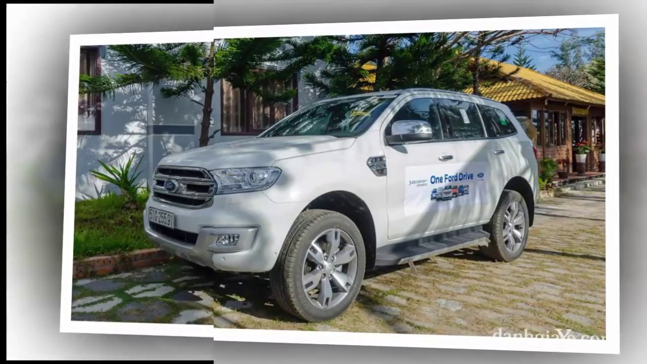 News car review car ford everest 2017