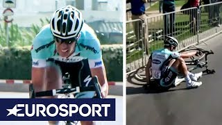 The Greatest Finish in Cycling History? | Tour of Turkey 2012 Stage 7 Highlights | Eurosport