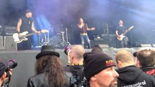 Life of Agony (Mina Caputo) - Alcatraz Festival 2014 / River Runs Red - This Time