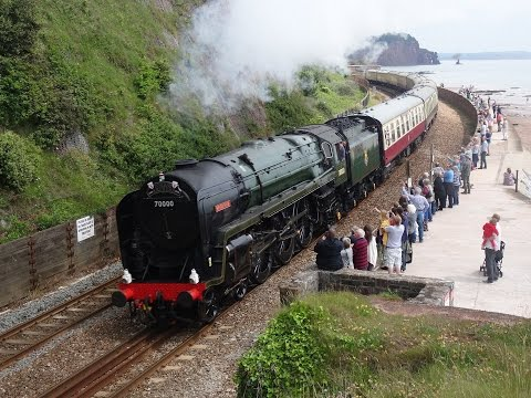 British Railways 70000