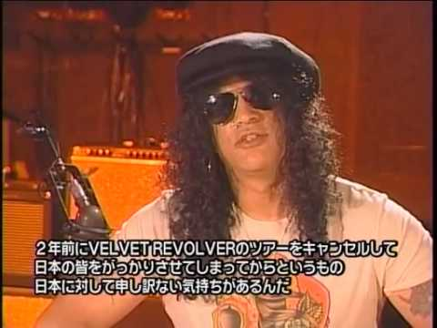 SLASH - Interview 2009 Pt.2