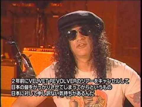SLASH - Interview 2009 Pt.2