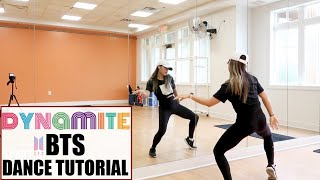 BTS (방탄소년단) 'Dynamite' Lisa Rhee Dance Tutorial