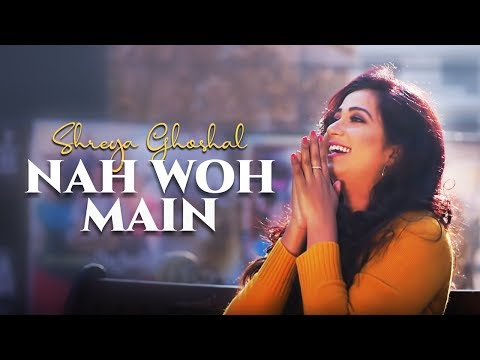 Nah Woh Main - Shreya Ghoshal | OnePlus Playback S01 | #StayHome and spread love #WithMe