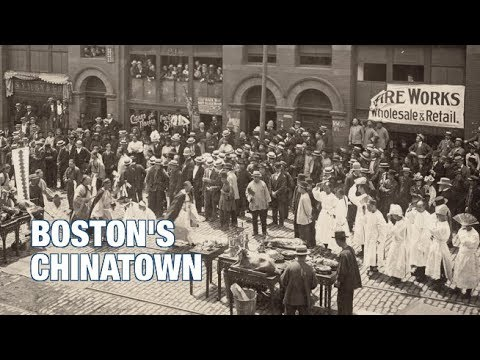 The Boston History Project: Boston