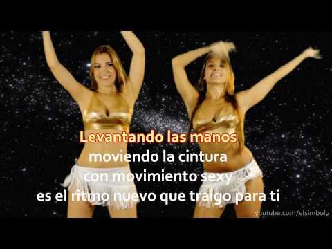 Levantando las manos - El Simbolo - Karaoke - Dance Lesson - ORIGINAL