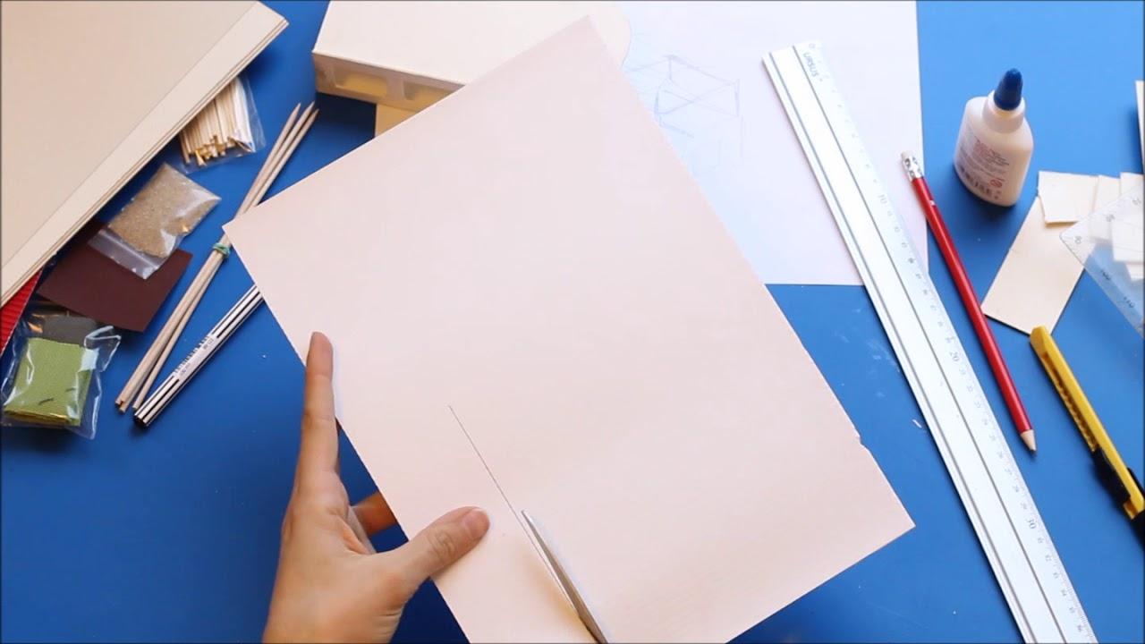 Modellbau Architektur Material | Modellbau Architektur Anleitung Und Anregung Zum Bauen Mit Dem