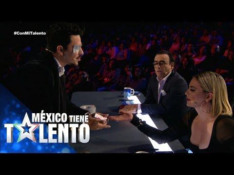 El Mago Adrián, Técnica, Magia Y Comedia. (2/3)   Temporada 3   Programa 10   México Tiene Talento