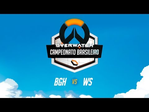 BGH vs WS E-Sports - Semana 4 - Overwatch Campeonato Brasileiro: Fase de Grupos