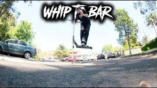 How To Tailwhip to Barspin on a Scooter