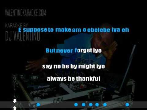 Yemi Alade Na Gode Karaoke by Dj Valentino
