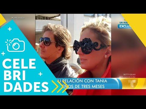 ¡El ex de Tania Ruiz habló de Peña Nieto y la modelo!   Un Nuevo Día   Telemundo