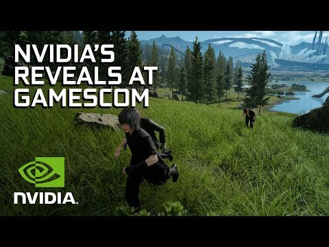 What NVIDIA revealed at Gamescom