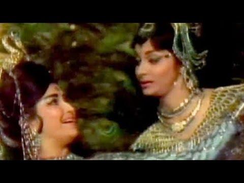 Jungle Mein Mor Naache - Waheeda Rehman, Shatranj Song