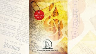 Lumina Speranței | Duminică, 12 septembrie 2021, ora 10:00 | Program duminical