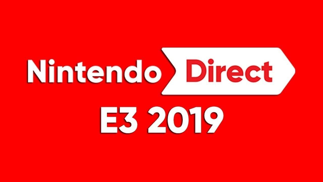 NINTENDO E3 2019 DIRECT 6 11 2019
